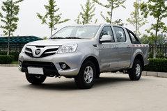 福田 拓陆者S 2017款 至尊版 2.8T国四 柴油 163马力 两驱 双排皮卡 卡车图片