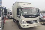 福田 奥铃CTX 131马力 4.165米单排厢式轻卡(国五)(BJ5049XXY-B1)图片
