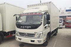 福田 奥铃TX 110马力 4.2米单排厢式轻卡(BJ5049XXY-C1) 卡车图片