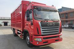 江淮 格尔发K6L中卡 220马力 4X2 6.2米仓栅式载货车(HFC5181CCYP3K2A47S2V)图片
