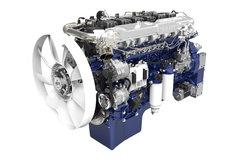 潍柴WP12.400E50 400马力 12L 国五 柴油发动机