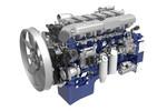 潍柴WP13.500E501 国五 发动机