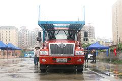 一汽柳特 安捷(L5R)重卡 310马力 4X2轿运牵引车(LZT5185TBQK2E5R7A90) 卡车图片