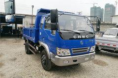 四川现代 祥康 102马力 3.55米自卸车(CNJ3040EP31V) 卡车图片