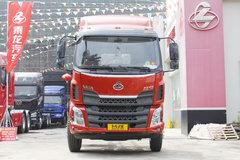 东风柳汽 新乘龙M3中卡 220马力 4X2 9.8米厢式载货车底盘(LZ5185XXYM3AB)