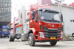 东风柳汽 乘龙M3中卡 220马力 4X2 9.8米排半厢式载货车底盘(LZ5185XXYM3AB) 卡车图片