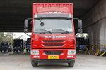 青岛解放 龙V中卡 180马力 4X2 7.8米厢式载货车(CA5189XXYPK2L5E5A80)图片
