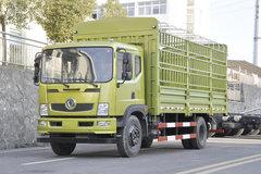 东风华神 T5 170马力 4X2 6.8米排半仓栅式载货车(EQ5168CCYL)