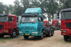 陕汽 奥龙重卡 336马力 6X4 牵引车(中长高顶)(SX4255TT294) 卡车图片