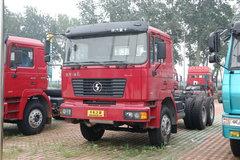 陕汽 德龙F2000重卡 300马力 6X4 5.8米自卸底盘车(SX3255DN3841) 卡车图片