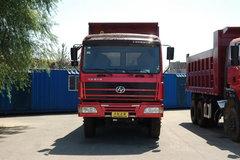 红岩 新大康重卡 290马力 6X4 7.6米自卸车(7.6米厢长)(CQ3254TMG384) 卡车图片