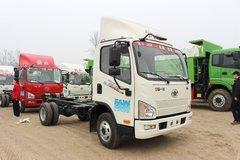 解放 J6F 120马力 4.2米单排厢式轻卡底盘(CA5041XXYP40K2L1E5A84-3) 卡车图片