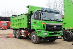 福田 欧曼ETX 9系重卡 336马力 6X4 5.6米自卸车(BJ3253DLPKB-XJ) 卡车图片