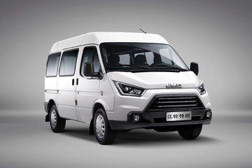 江铃汽车 特顺 2017款 116马力 6/7/8座 短轴 2.8T柴油 中顶商运型