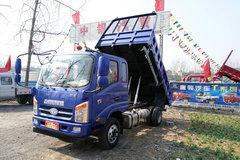 唐骏欧铃 T3系列 116马力 3.8米自卸车(ZB3040JPD7V) 卡车图片