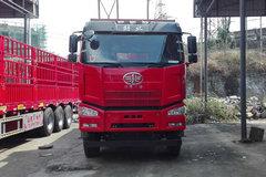 解放J6P自卸车外观                                                图片
