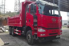 一汽解放 J6P重卡 420马力 6X4 6米自卸车(CA3250P66K2L2T1A1E5) 卡车图片