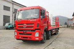 三环十通 御龙 310马力 8X4 平板运输车(STQ5319TPBB5)