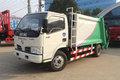 东风 多利卡D6 117马力 4X2 压缩式垃圾车(程力威牌)