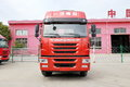 青岛解放 天V重卡 430马力 6X4 LNG牵引车(CA4258P2K15T1NE5A80)