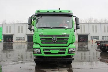 陕汽康明斯 德龙新M3000 加强版 385马力 8X4 7.2米自卸车(SX3310MB366)