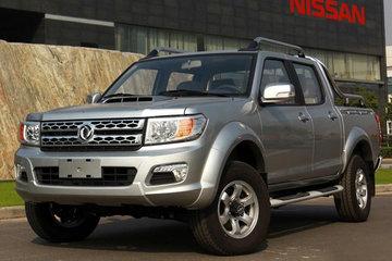 郑州日产 锐骐 2017款 豪华型 2.5T柴油 140马力 两驱 长货箱双排皮卡