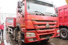 中国重汽 HOWO重卡 380马力 8X4 平板自卸车(HCL3317ZZN38P7L4) 卡车图片