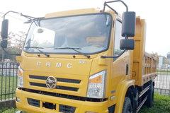 四川现代 瑞宇轻卡 160马力 4.68米自卸车(CNJ3120ZQP39M) 卡车图片