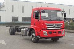 上汽红岩 杰狮重卡 280马力 4X2厢式载货车底盘(CQ1186AMDG56-701) 卡车图片