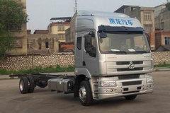东风柳汽 乘龙H7重卡 460马力 4X2排半厢式载货车底盘(LZ5181XXYH7ABT)