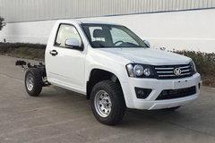 江铃 骐铃T100 2.2L汽油 112马力 单排皮卡底盘 卡车图片