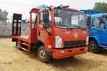 陕汽商用 轩德X9 130马力 4X2 平板运输车(HRX5040TPB)