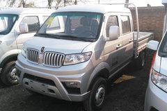 金杯 T52 创业型 1.5L 109马力 汽油 2.605米双排栏板微卡(SY1035LC6AT) 卡车图片