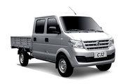 东风小康 C32 标准型 1.5L 112马力 汽油 2.26米双排栏板微卡(DXK1021NKF9)