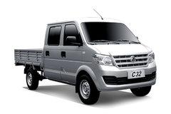 东风小康 C32 标准型 1.2L 88马力 汽油 2.26米双排栏板微卡(DXK1021NK2F9) 卡车图片