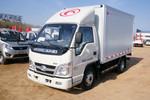 福田时代 小卡之星Q2 112马力 4X2 3.3米单排厢式微卡(BJ5032XXY-BG)图片