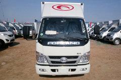 福田时代 小卡之星2 68马力 4X2 柴油 3.3米单排厢式微卡(BJ5042XXY-A1)