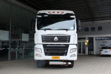 中国重汽 汕德卡SITRAK C7H重卡 440马力 6X4牵引车(ZZ4256V324ME1BX)