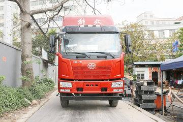 一汽解放 J6L中卡 220马力 6X2 7.7米栏板载货车(CA1250P62K1L5T3E5)