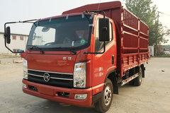 凯马 凯捷 95马力 4.2米单排仓栅式轻卡(KMC5042CCYA33D5) 卡车图片