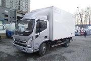 福田 奥铃CTS 156马力 4X2 4.085米冷藏车(BJ5048XLC-FA)
