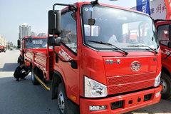 解放 J6F 120马力 4.21米单排栏板轻卡(CA1041P40K2L1E5A84) 卡车图片