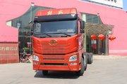 青岛解放 JH6重卡 350马力 8X4 9.5米载货车底盘(CA5310XXYP25K2L7T4E5A80)