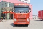 青岛解放 JH6重卡 420马力 8X4 9.5米仓栅式载货车(457后桥)(CA5310CCYP25K2L7T4E5A80)