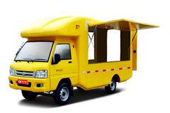 福田时代 驭菱V1 2.51T 单排纯电动售货车(5030XSHEV5)35.7kWh