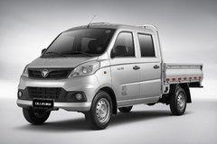 福田 祥菱V1 1.5L 112马力 汽油/CNG 2.3米双排栏板微卡(BJ1036V3AL6-T6)图片