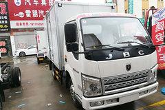 金杯 骐运 68马力 4X2 3.18米单排厢式轻卡(SY5045XXYHZA-MC)图片