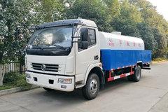 东风 多利卡 102马力 4X2 清洗车(湖北程力-程力威牌)(CLW5040GQX5)