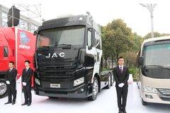 江淮 格尔发K7重卡 540马力 6X4牵引车(AMT) 卡车图片