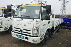 奥驰 V2系列 95马力 3.8米排半栏板轻卡(FD1041W17K5-1) 卡车图片